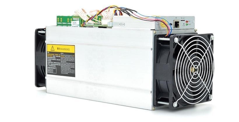 Покупка майнеров Antminer S9
