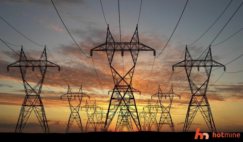 Индекс потребления электроэнергии биткойна