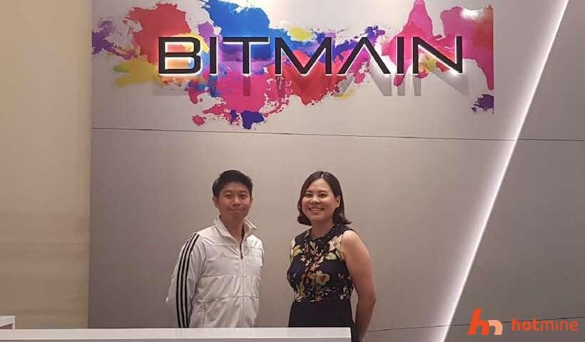 Отличная новость! Офис компании Bitmain теперь в #Singapore и #Tbilisi