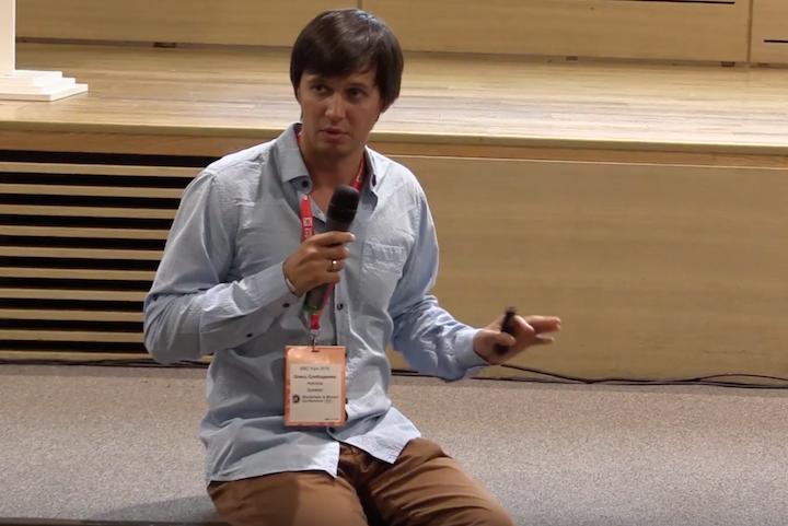 Відео доповіді Олеся Слободенюка на Blockchain&Bitcoin Conference Kyiv