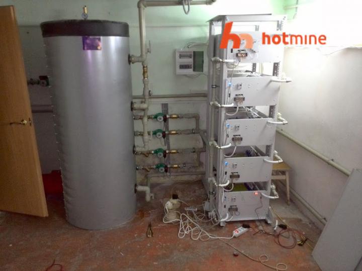 Знакомство с компанией Hotmine. Разработчики майнингового оборудования с 2013