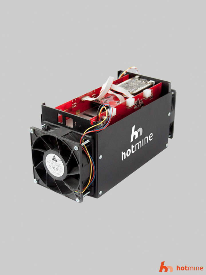 Hotmine X5 | 4 TH/s
